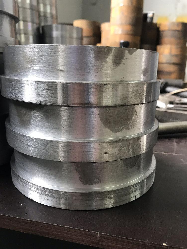 Изготовление фланцев бетоновода