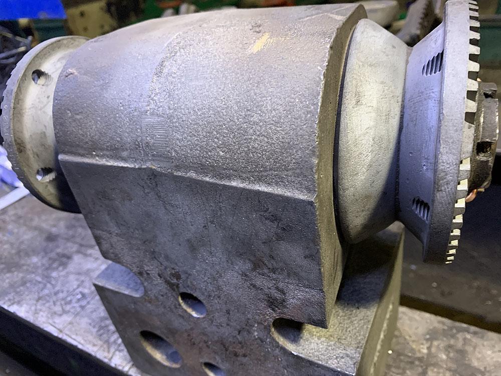 Изготовление и восстановление шкивов и валов