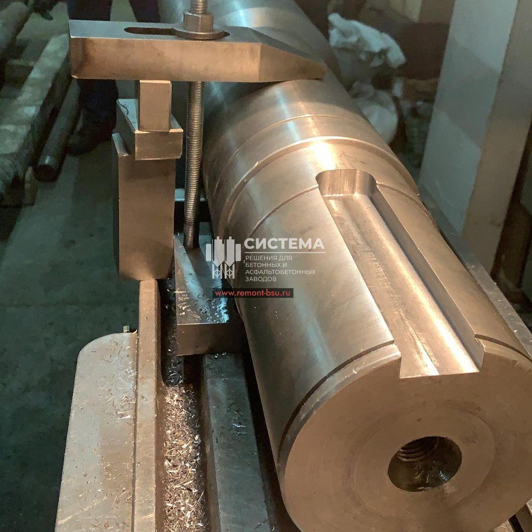 Изготовление вала БСУ ELBA 105