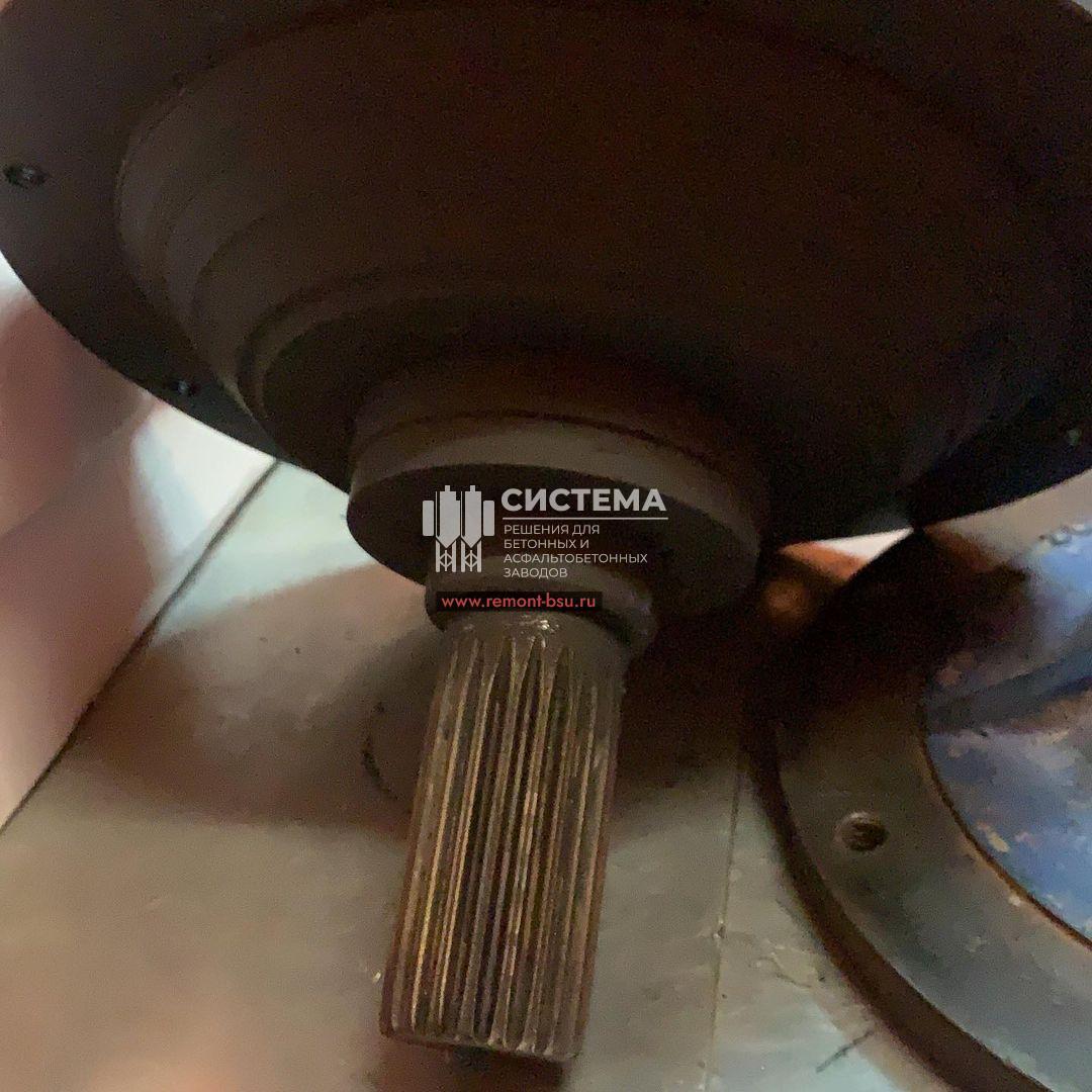 Изготовление крышки шнека